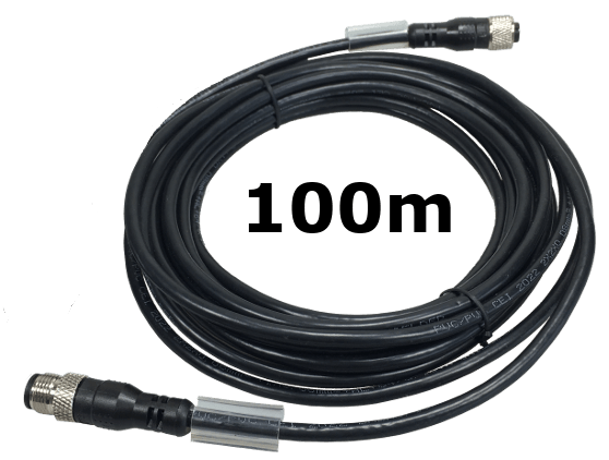 BATLOGGER X extension cable 100m