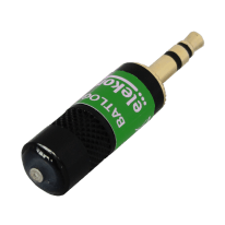 Ultrasonic microphone FG green